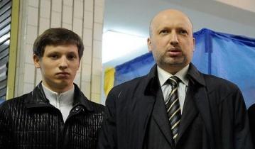 Сына Главы Верховной Рады Турчинова вызвали в военкомат