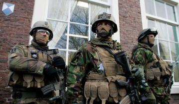 Нидерланды направляют в Украину 40 полицейских
