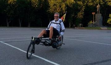 Пьяный россиянин сбил американского велосипедиста – посланника мира
