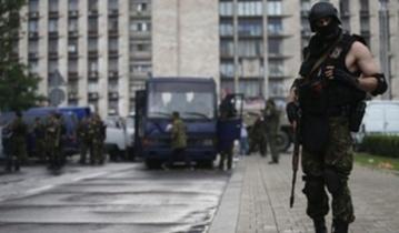 Боевики готовятся контратаковать Лисичанск