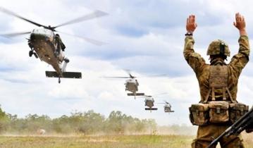 Порошенко попросит у парламента разрешения на ввод в Украину  военных из Австралии