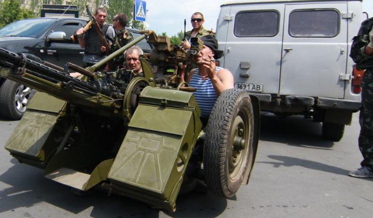 Террористы готовят штурм Луганского аэропорта