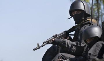 Украинские десантники обезвредили снайперскую группу террористов