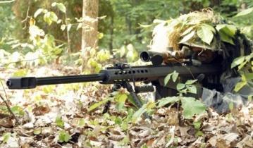На вооружение Нацгвардии поступили новейшие снайперские винтовки, украинского производства (ФОТО)