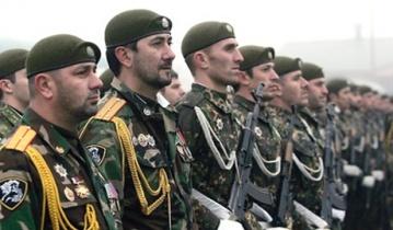 """Два батальона """"Восток"""" на украинско-российской границе ждут команды, на переброску в Украину"""