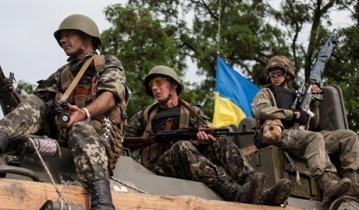 Украинская армия освободила Шахтерск