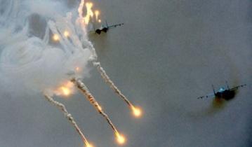 Украинская авиация уничтожила значительную часть живой силы противника и бронетехники, – пресс-центр АТО