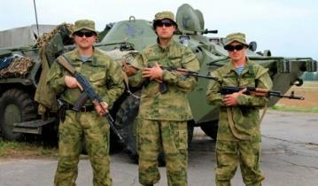 Десантники возле н.п. Дьяково уничтожили значительные силы террористов, — участник боя