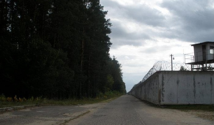 Донецкие тюремщики уничтожили склад оружия, чтобы он не достался террористам