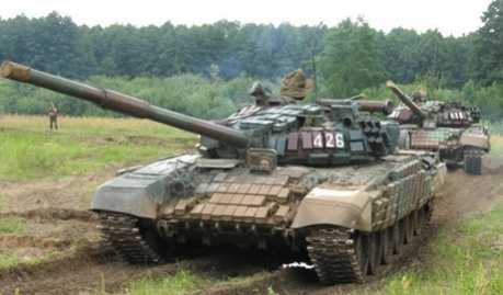 Террористы при поддержке российских танков пытаются вернуть ранее утраченные позиции, – Тымчук