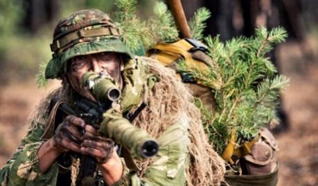 45-й полк спецназа ВДВ РФ полностью разбит, – пресс-служба АТО