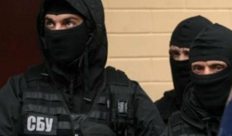 Служба безопасности Украины обнаружила в Мариуполе тайник террористов