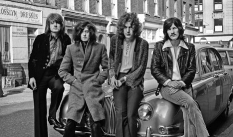Группа Led Zeppelin выпустила альтернативную версию песни Stairway To Heaven