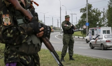 """Террористы """"ДНР"""" расстреляли автобус с детьми, один ребенок погиб"""