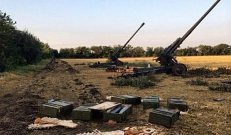 Стрелков открыто заявляет о поддержке террористов российской артиллерией