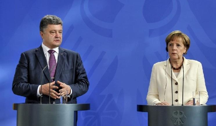 Порошенко согласился на переговоры с террористами