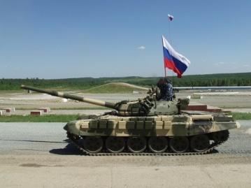 Россия начала тренировки по нападению на Украину — СНБО