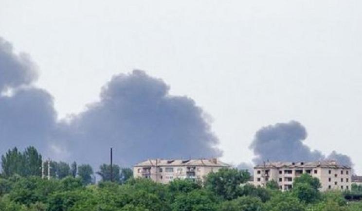 Террористы сбили в Донецкой области пассажирский самолет? Сообщают о 200 погибших