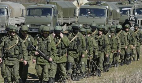 Размещение войск РФ на границе с Украиной (ИНФОГРАФИК)