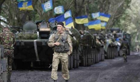 Ситуация на востоке Украины по состоянию на 4 августа