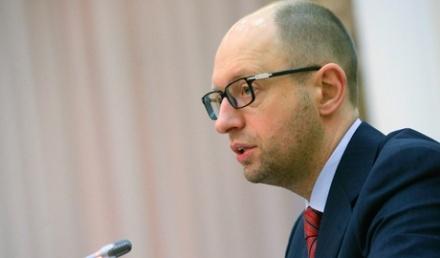 Верховная рада оставила Яценюка на посту главы правительства