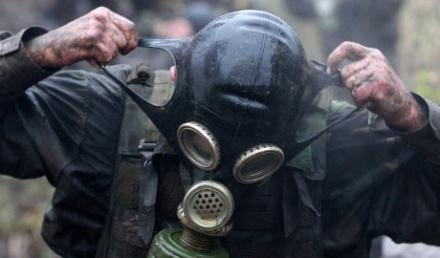 Россия начала использовать против украинских военных химическое оружие?
