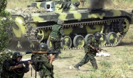 Ситуация на востоке Украины по состоянию на 6 августа