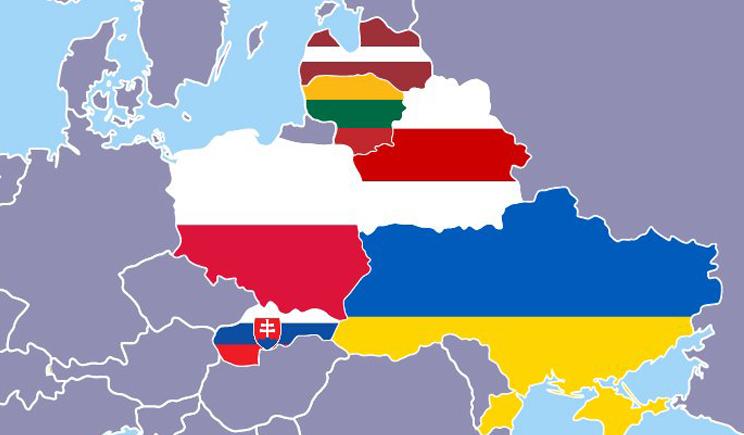 Україна повинна стати лідером нового об'єднання східноєвропейських країн