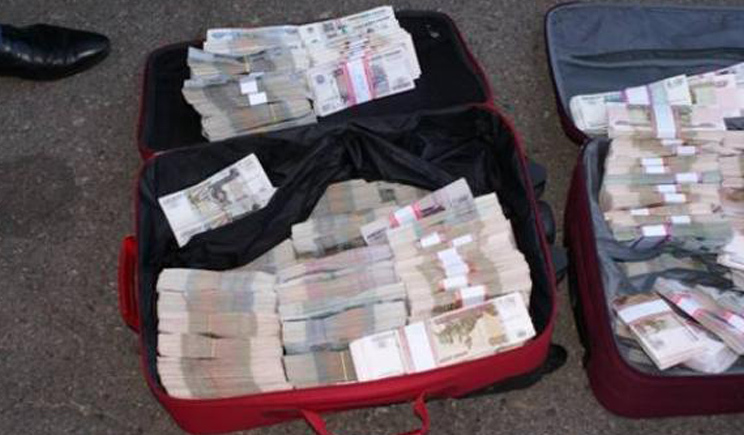 СБУ оставило террористов без зарплаты