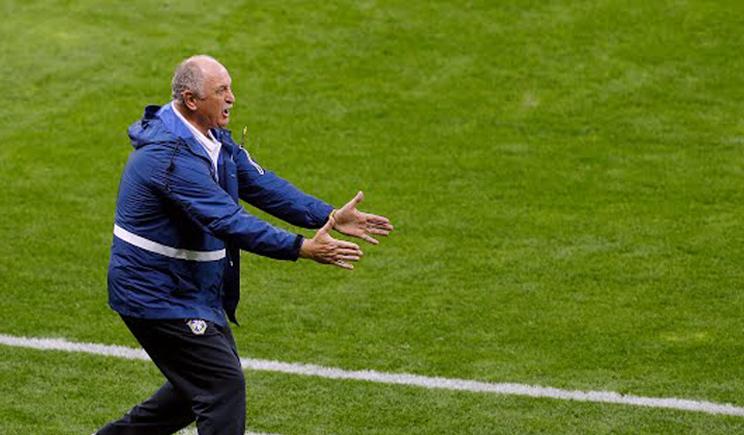 Сенсация, сборная Бразилии после первого тайма проигрывает  Немцам со счетом 0:5
