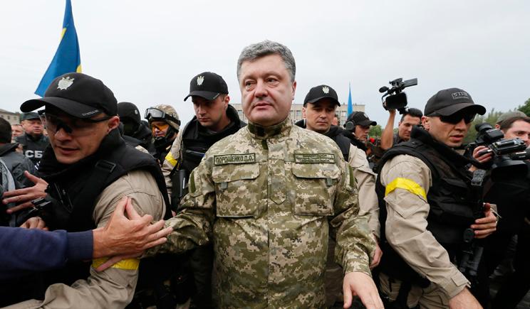 Боевики готовили теракт, чтобы ликвидировать Порошенко