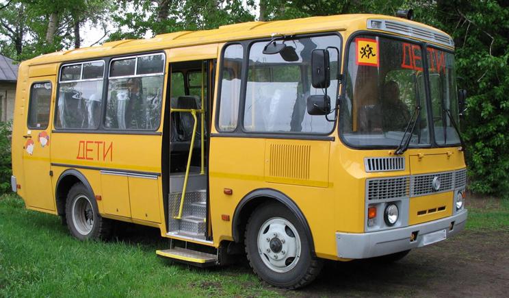 Террористы ДНР променяли БТРы на школьные автобусы
