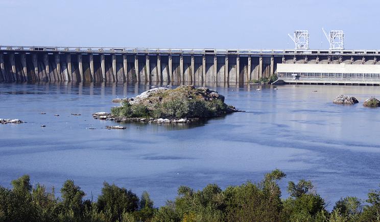 Террористы ДНР планировали взорвать Запорожскую ГЭС
