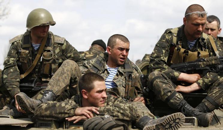 Правительство Украины пересмотрело пенсионную защиту военнослужащих в зоне АТО