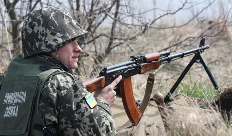 """Террористы ДНР пытаются создать """"коридор"""" для отхода на территорию РФ, – ГПС"""
