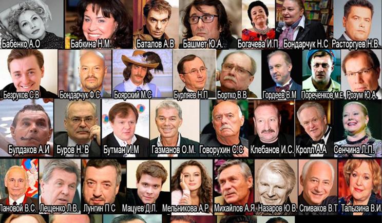 Российским скоморохам  в Украине не место, — Ляшко