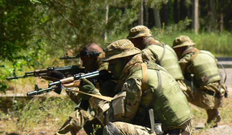 Возрождение украинского воинства, конец российскому империализму
