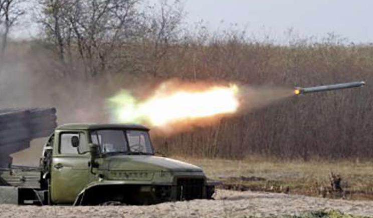 """Террористы нанесли удар по 24-й механизированной бригады з системы залпового огня """"Град"""", много жертв, – Парасюк"""
