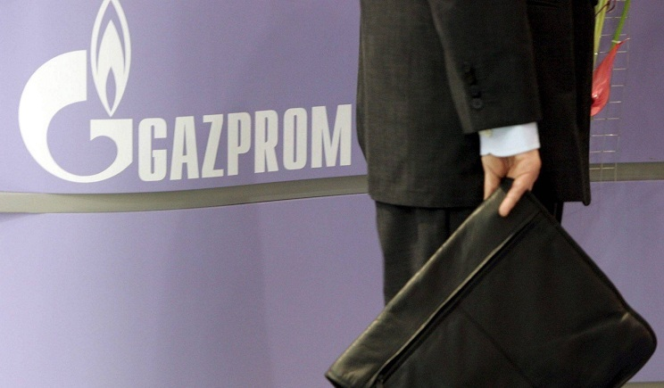 """""""Газпром"""" требует от Украины 5,3 млрд долларов за газ"""