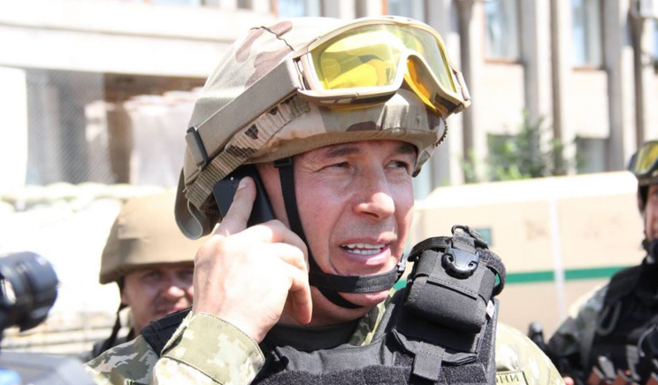 Министр Гелетей саботирует вооружение добровольческих батальонов МВД, — Корбан