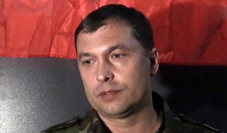 Один из лидеров «ЛНР» Валерий Болотов в депрессии и «пьет горькую»