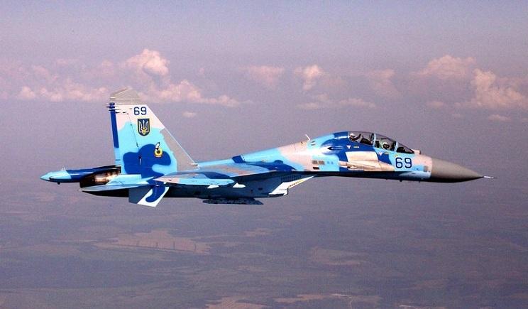 В результате авиаударов сил АТО уничтожено около 1000 террористов