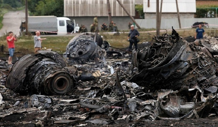 "Боевики украли дипломатическую почту, которую перевозил сбитый ""Боинг"""