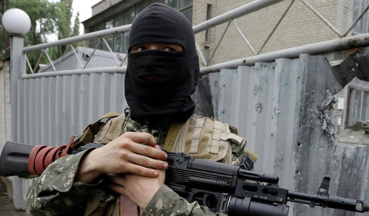 Под Луганском боевики пошли в контрнаступление