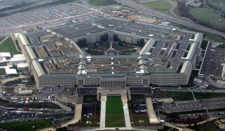 Пентагон восхищен профессионализмом украинской армии