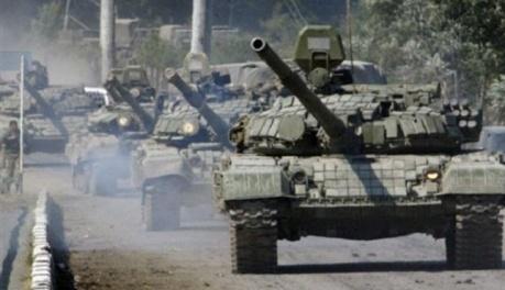 Из России в Украину прорвались 7 танков