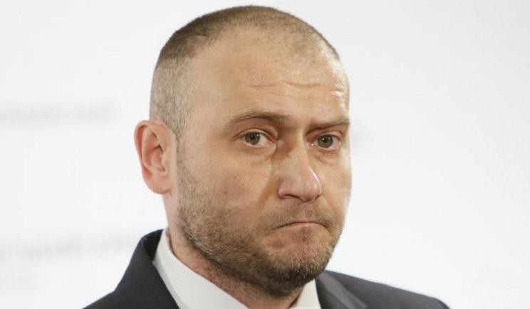 Правый сектор вошел в Донецк?