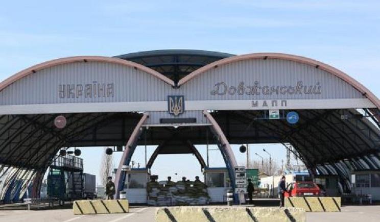 Силовики отбили у террористов пункт пропуска «Должанский»