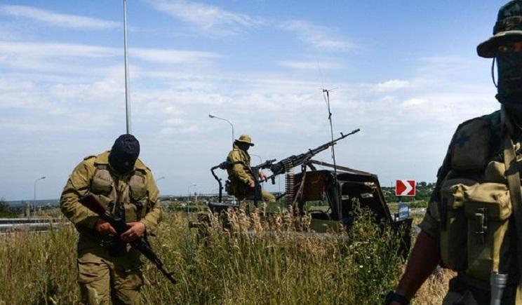 Российские войска углубились на территорию Украины — СНБО