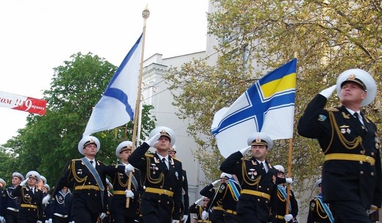 Гелетей пообещал провести парад победы в Севастополе